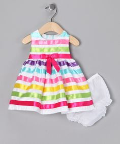 $24.99 Infant Dress  by Rare Edition