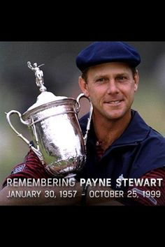Payne Stewart ~ One of the best⛳️