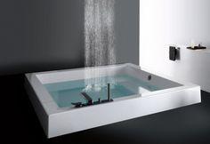 Very cool bathtub!