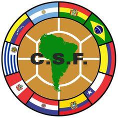 CONMEBOL Logo [EPS-PDF Files]