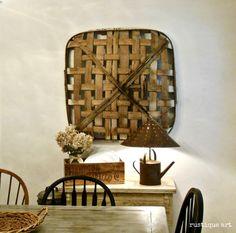 the tobacco basket
