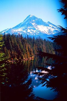Mt Hood,Oregon