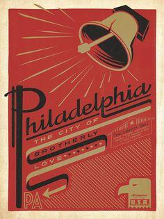 Philadelphia: The City of Brotherly Love