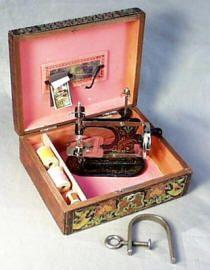 Casige TSM in Fancy Wooden Box