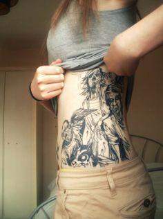 tattoo idea, graphic novels, dream tattoos, a tattoo, zombi tattoo, tattoo art, zombies, ink, side tattoos