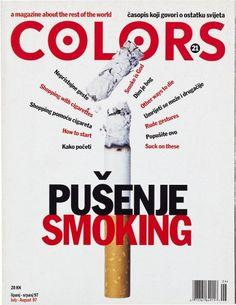 Colors Magazine - Smoking