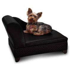 Storage Pet Bed Black now featured on Fab.