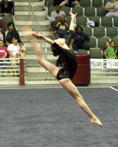 gymnastics competition, gymnast, floor routine m.8.32 moved from @Kythoni Form, Grace, & Dance board http://www.pinterest.com/kythoni/form-grace-dance/ #KyFun