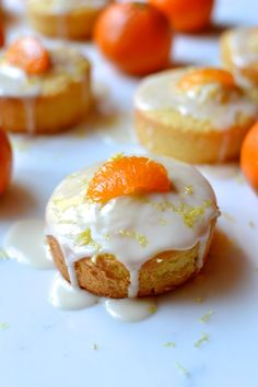Clementine Cakes, by