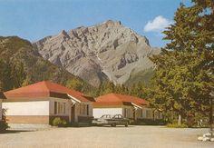 Banff, Canada, Travellers Motel