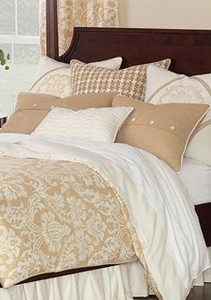 Go no further than our Churchill Bedding Collection for a comfortable, cottage ambiance.