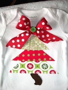 Cute & easy shirt idea.
