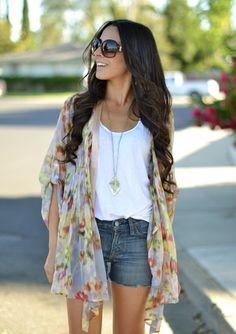 pretty sheer blouse