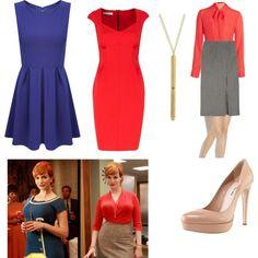 4 Fun Halloween Costume Ideas. I want to be Joan! Or maybe Daphne. - Karen