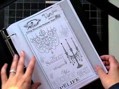 card templat, greet card, crafti, amaz stamp, organ