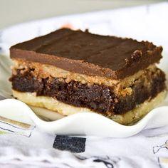 twix brownies.