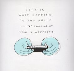 Why I hate smartphones