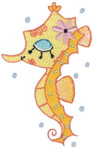 Decorative Sea Creatures Too at Bunnycup Embroidery at http://www.bunnycup.com/embroidery/design/DecorativeSeaCreaturesToo