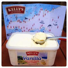 Kelly's Ice Cream Excursion Map