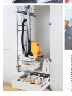 Cocina on pinterest kitchens storage and cabinets for Pantalonero extraible ikea