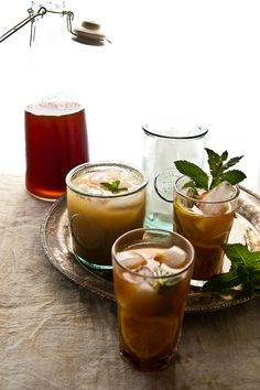 Iced Masala Chai Ingredients: 5 cups water 1 cinnamon stick 2 inches ...