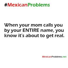 Mexican Problem #3117 - Mexican Problems