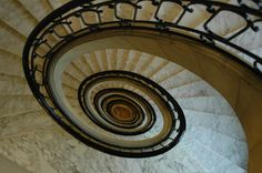 Staircase at the Alvear Palace Hotel in BA Argentina