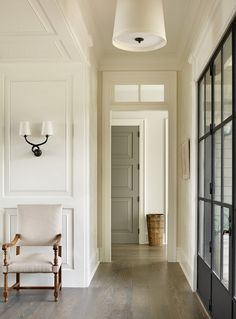 Dark grey door paint