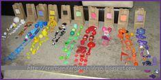 Color Scavenger Hunt Activity for Kids