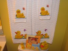 Bathroom ~ Duck Theme