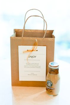 More cute gifts for hotel guests.