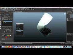 3D Maya tutorial - Paint Skin Weight Tool