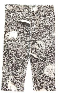 Salt City Emporium Forest Friends print children leggings