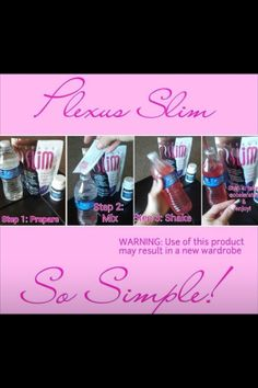 Plexus Slim for weight loss