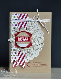 Stampin' Up! Christmas by Creations by Mercedes: