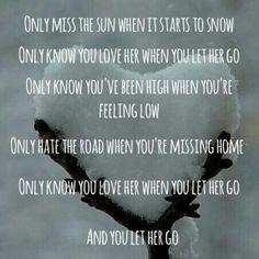 Passenger — Let Her Go