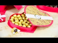 how to make a doll bow of chocolates