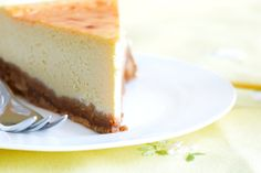 Almond Ricotta Cheesecake - All the right things in all the right places