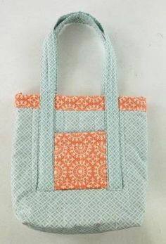 Stampin Up Fabric Tote Bag