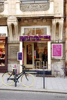 Le Pois-chic | Biarritz, Lapurdi, Euskal Herria.