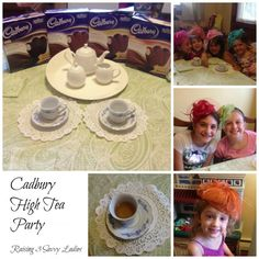 Setting the Table for Afternoon Tea #CadburyHighTea Party with Cadbury @Shan @ Red Queen Miscellanea Bunny Ice Cream