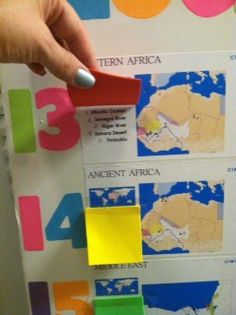 great idea for cc geography