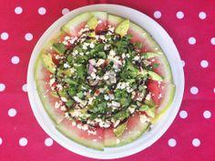 VIDEO TUTORIAL: Watermelon Pizza