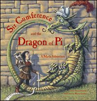 Sir Cumference series for teaching math
