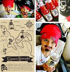 Pirate Birthday!