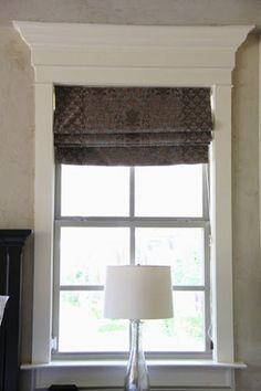 Window trim ideas
