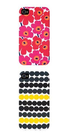 Marimekko iPhone case out late October.