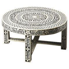 Amanda Bone Coffee Table