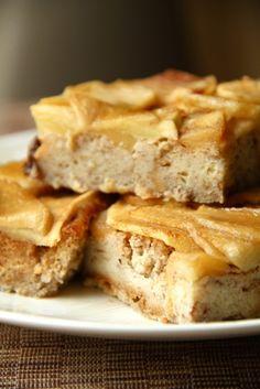 #glutenfree apple cinnamon bread pudding