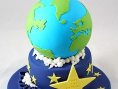 planet earth birthday cake more earth birthday birthday cakes 5 1